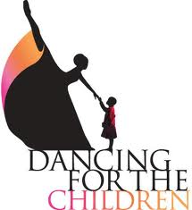 logo dancing for the children con ballerina e bambino