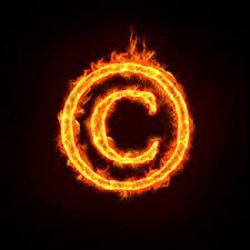 diritto simbolo del copyright